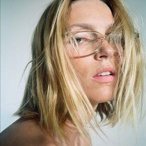 Dita Courante DRX 3001 Glasses White Rose Frames